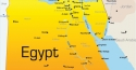 carte Egypte