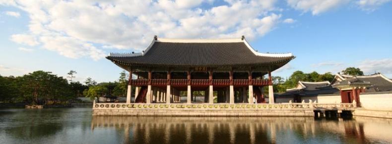 Palais Gyeongbok