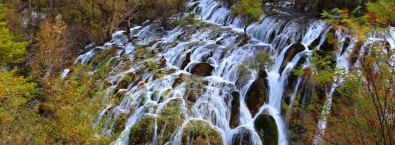 Parc national du Jiuzhaigou