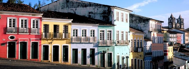 Quartier du Pelourinho, Salvador