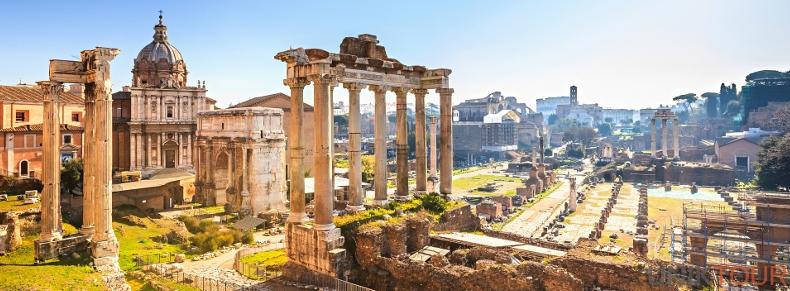 Forum impérial, Rome