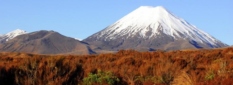 Volcan Tongariro
