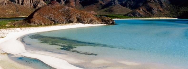 Balandra beach près de La Paz