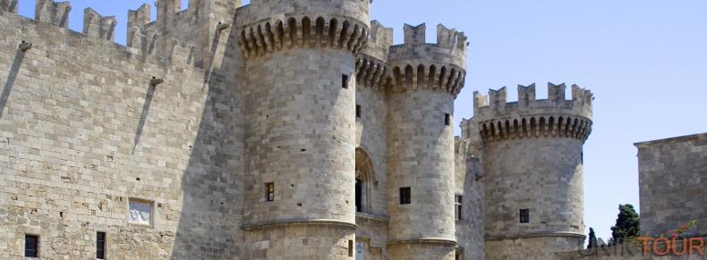 Rhodes - Cité médiévale