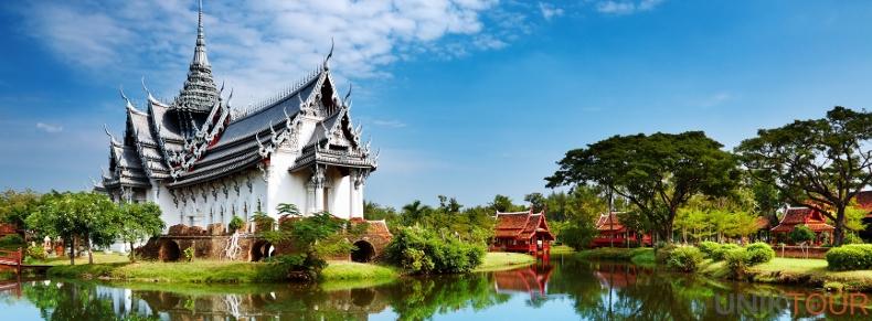 Palais de Sanphet Prasat