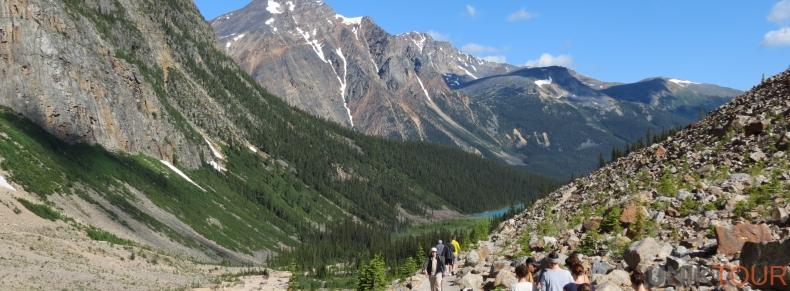 Région de Jasper, Rocheuses Canadiennes