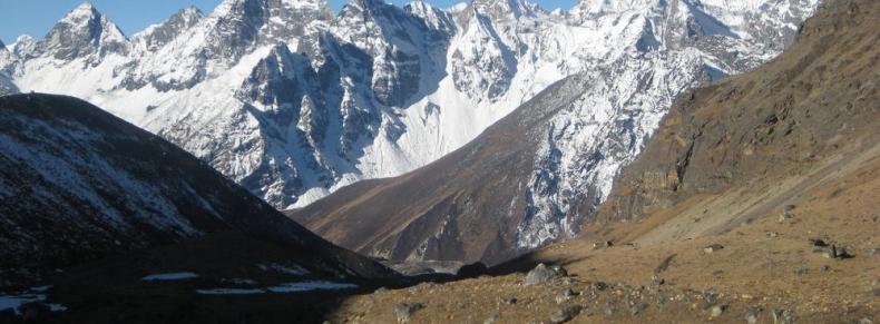 Expédition  dans l'Himalaya