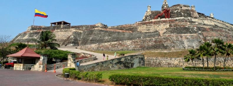 Fort San Felipe, Carthagène