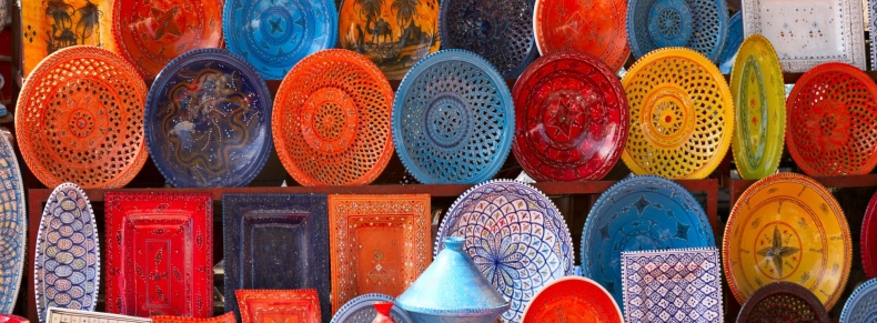 Artisanat à Tunis