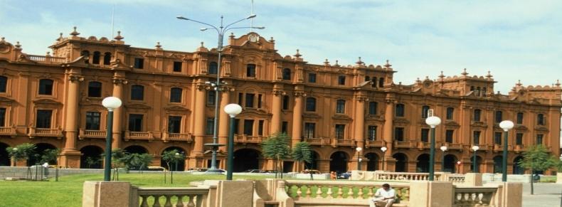 Plaza San Martin | Lima