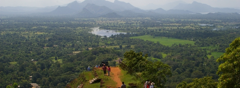 Vallée de Sigiriya