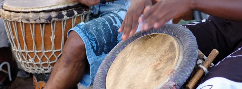 Percussions Garifunas
