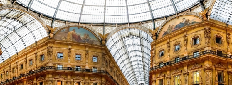 Vittorio Emmanuele Galleria, Milan