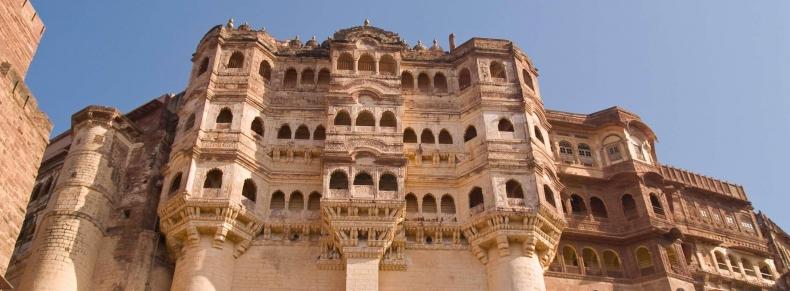 Fort Mehrangarh à Jodhpur