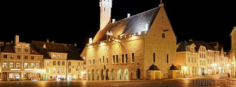 Place Raekoja, Tallinn