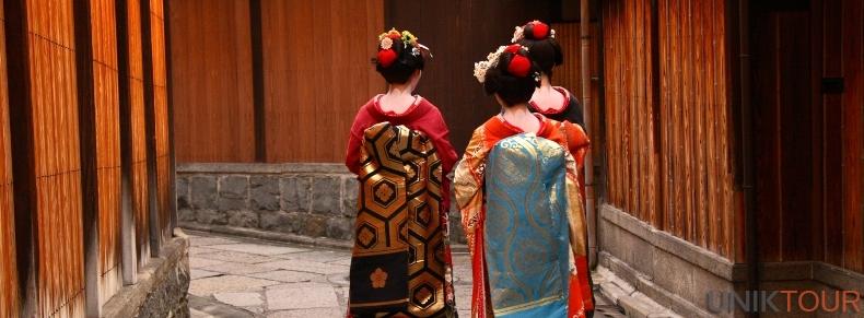 Geishas à Kyoto