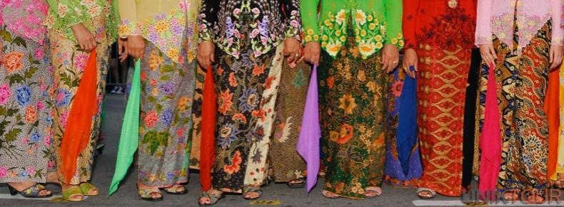 Costumes Baba Nyonya