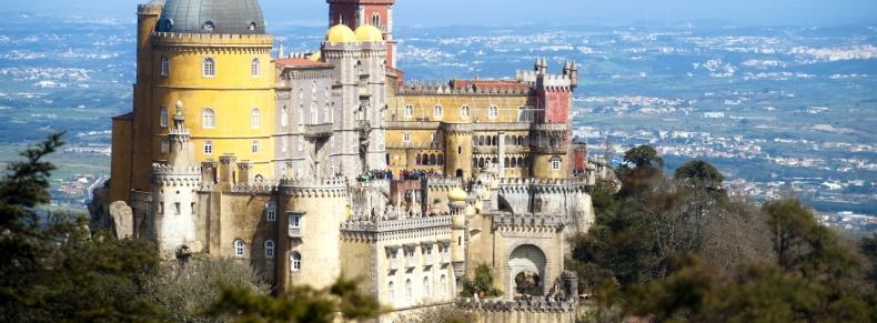 Château de Pena, Sintra