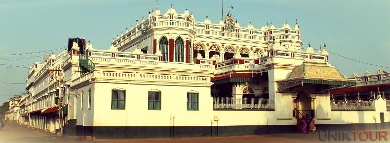 Palais du Chettinad