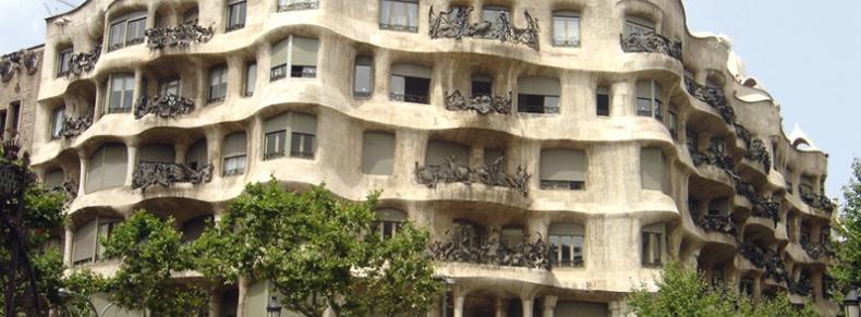 La Pedrera, Barcelone