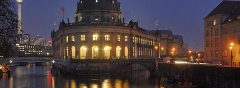 Berlin - Bode Museum