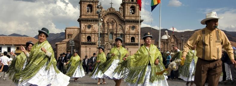 Fête des moissons, Cusco