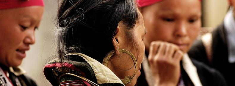 Femmes région de Sapa