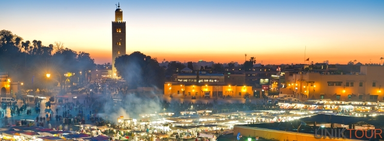 Place Jemaa el-Fna, Marrakech