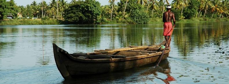 Paysage du Kerala