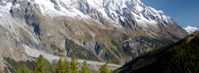 Alpes - Massif du Mont Blanc