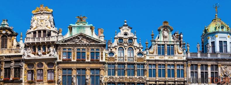 Grand'Place, Bruxelles