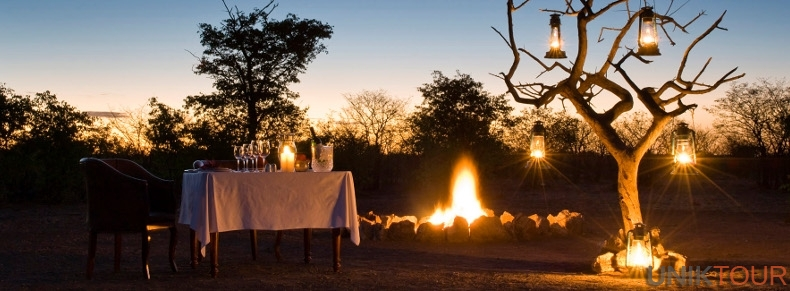 Luxury lodge, Sabi Sabi