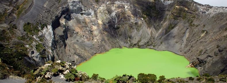 Costa Rica - Volcan Irazu