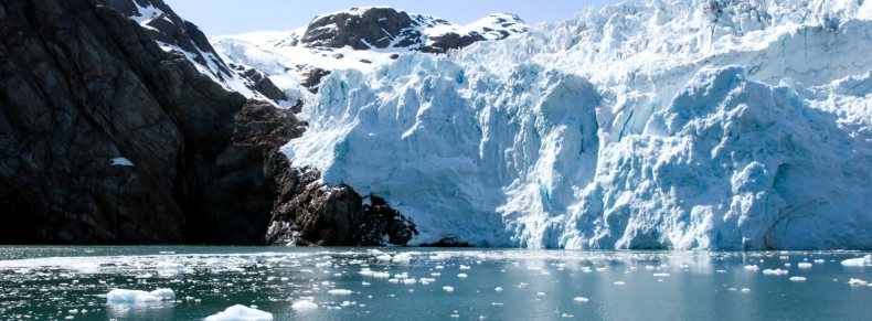 Alaska - Glacier Hubbard