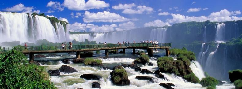 Chutes Iguaçu