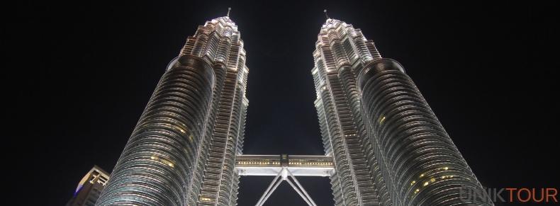 Tours Petronas, Kuala Lumpur