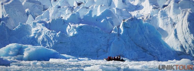 Glacier Crocker Bay