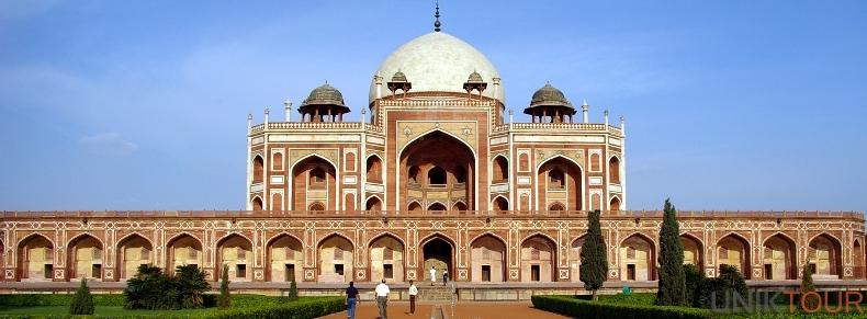 Tombeau d'Humayun, Delhi