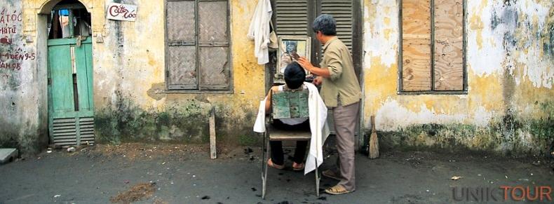 Barbier de rue