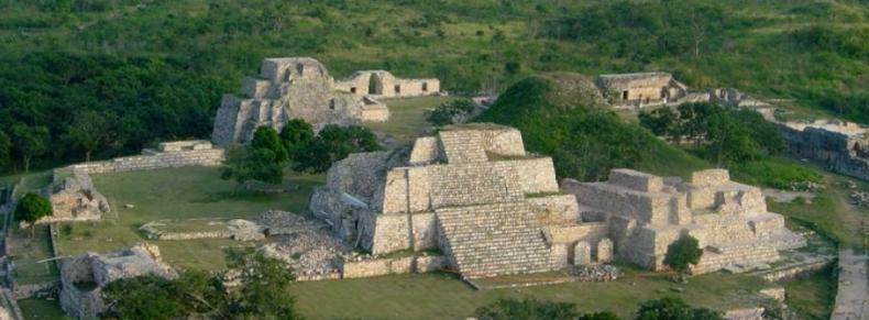 Cité maya d'Aké