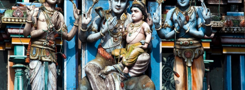 Temple de Vishnu, Cochin