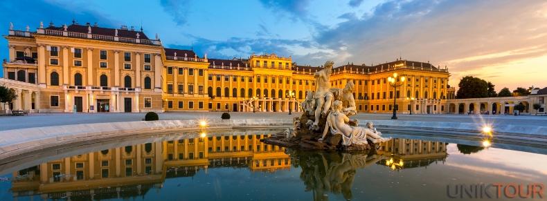 Schönbrunn, Vienne