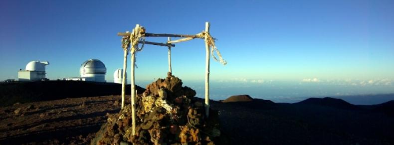 Sommet du Mauna Kea