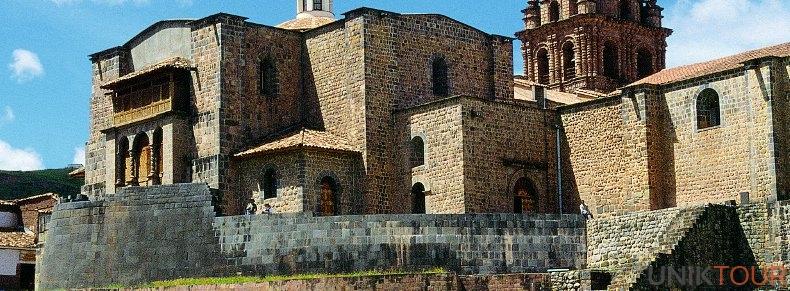 Qoricancha (Temple du Soleil), Cusco