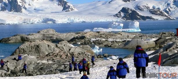 Expédition en Antarctique