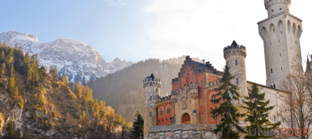 Chteau de Neuschwanstein