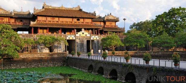 Porte Ngo Mon, Hue