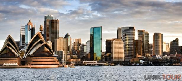 Melbourne - Sydney Street