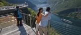 Fjord vu du haut
