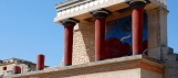 Knossos remains